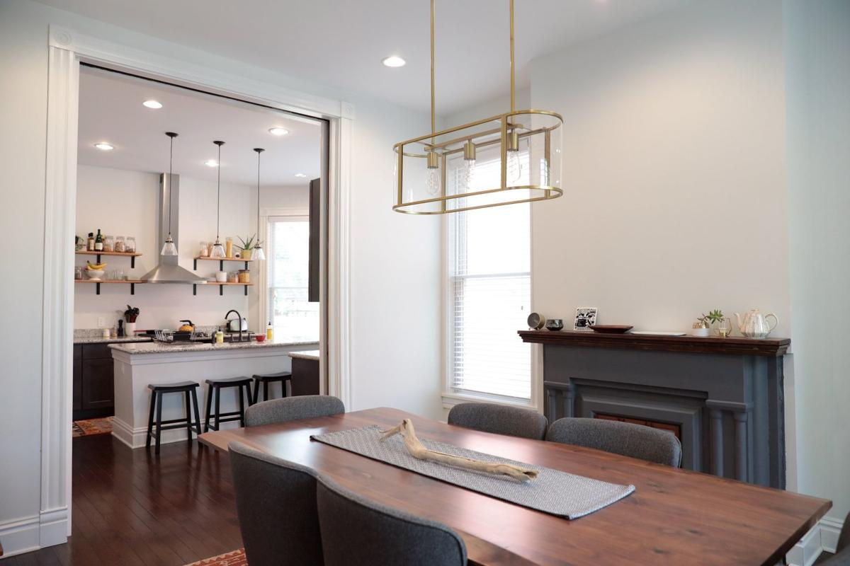 At Home: See how St. Louis couple transformed a 19th-century  home on the brink