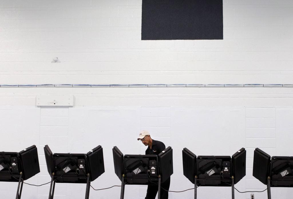 Amazing Poll Workers In Berkeley Left For Lunch Then Got Lost As A Customarchery Wood Chair Design Ideas Customarcherynet