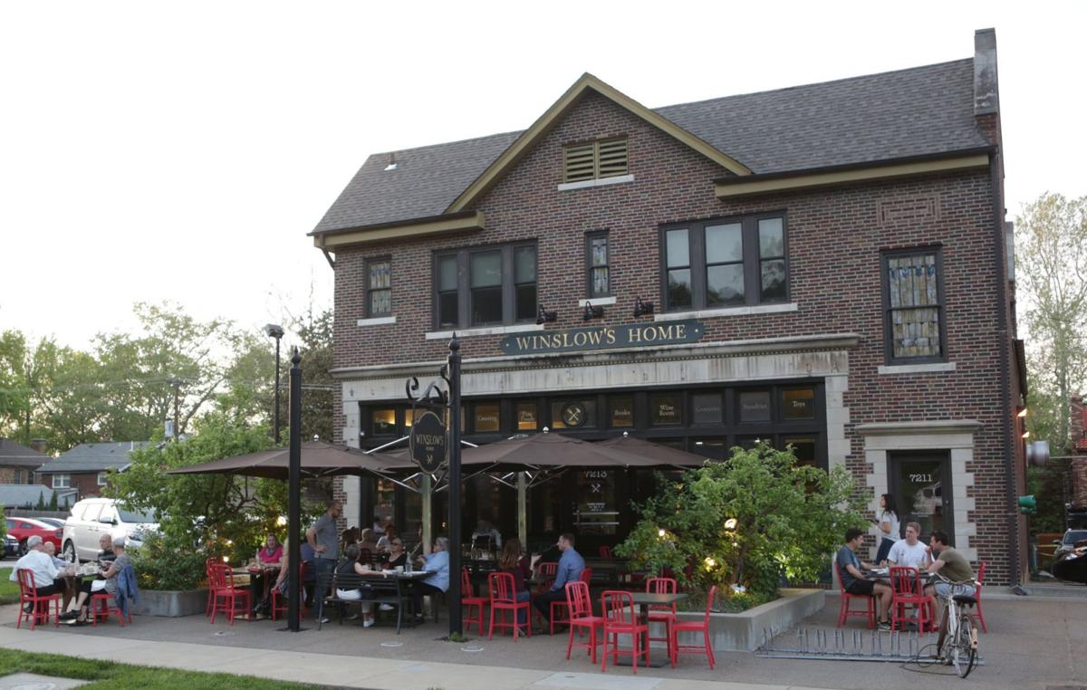 Patio dining for summer fun guide: Winslow's Home
