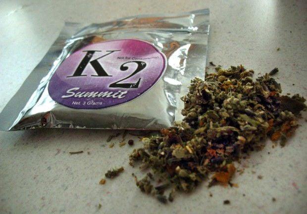 K2, or synthetic marijuana