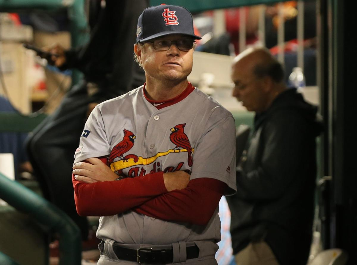 Hudson keeping the faith as he awaits Game 4 start for Cardinals