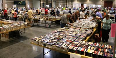 Friends of the library book fair