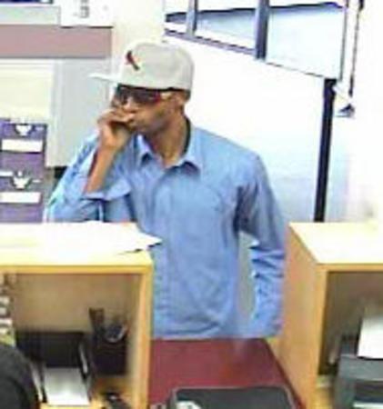 U.S. Bank robbery suspect