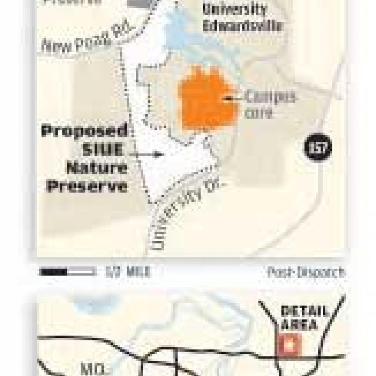 SIUE would create nature preserve on campus | Illinois ... on