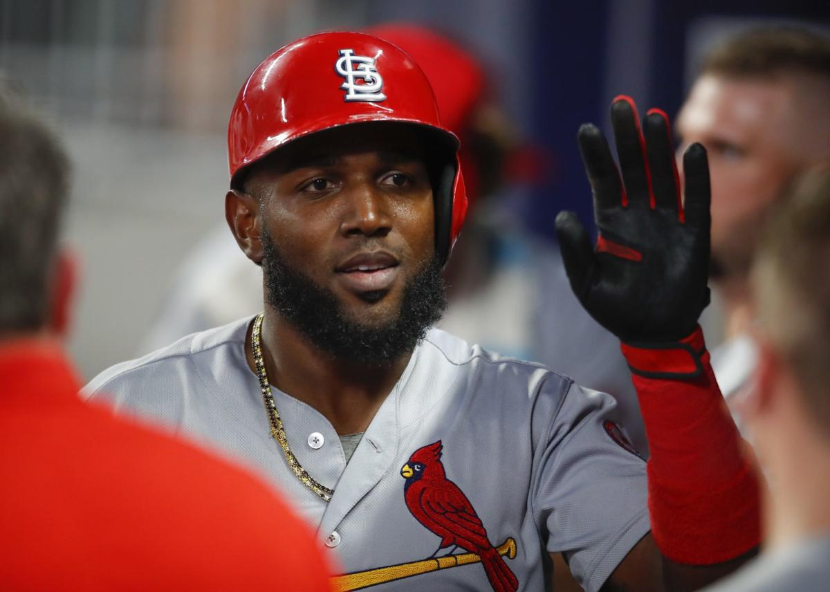 Ozuna assures Cards he'll be 'ready' for spring training; Mozeliak to visit him