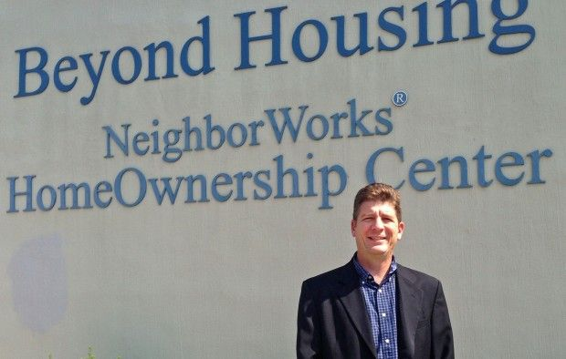 Eric Zegel of Beyond Housing
