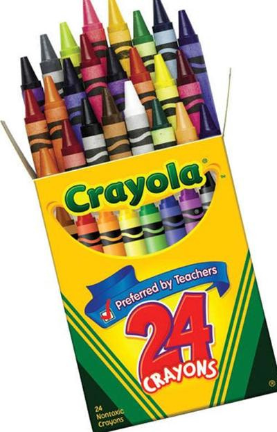 One Of The Crayola Colors Is Saying So Long News Stltodaycom