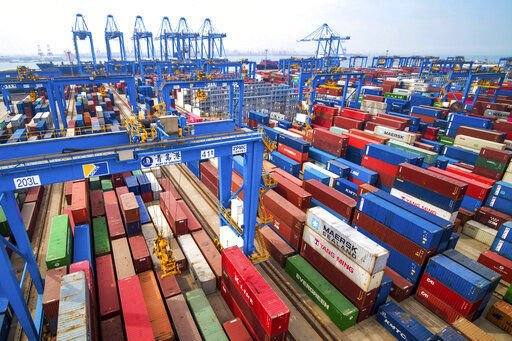 China imports from US plunge 31% in June amid tariff war