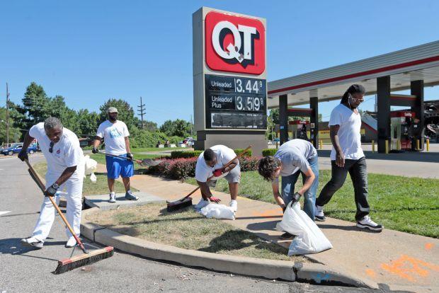 Clean-up efforts sparks community rebuild