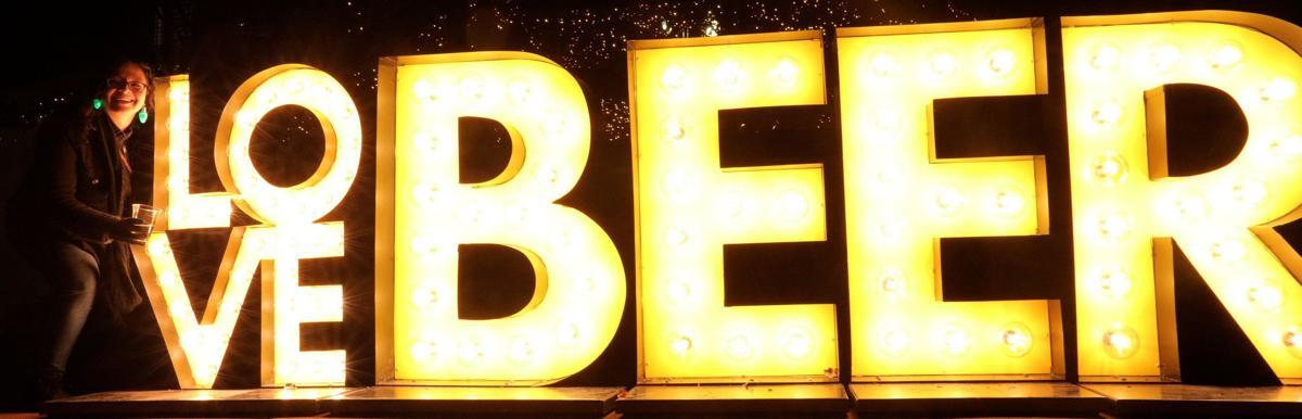 A-B Brewery Lights tour opens