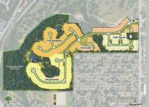 McKelvey住宅計画の審剰余金の復活墓地物件