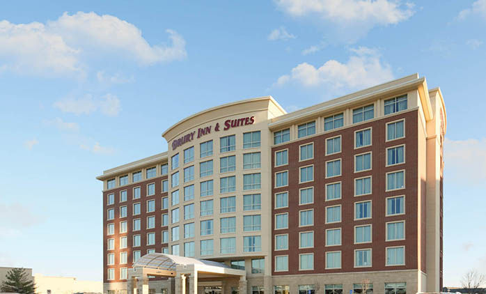 Drury Plans Seven Story 180 Room Hotel In St Charles Along I 70