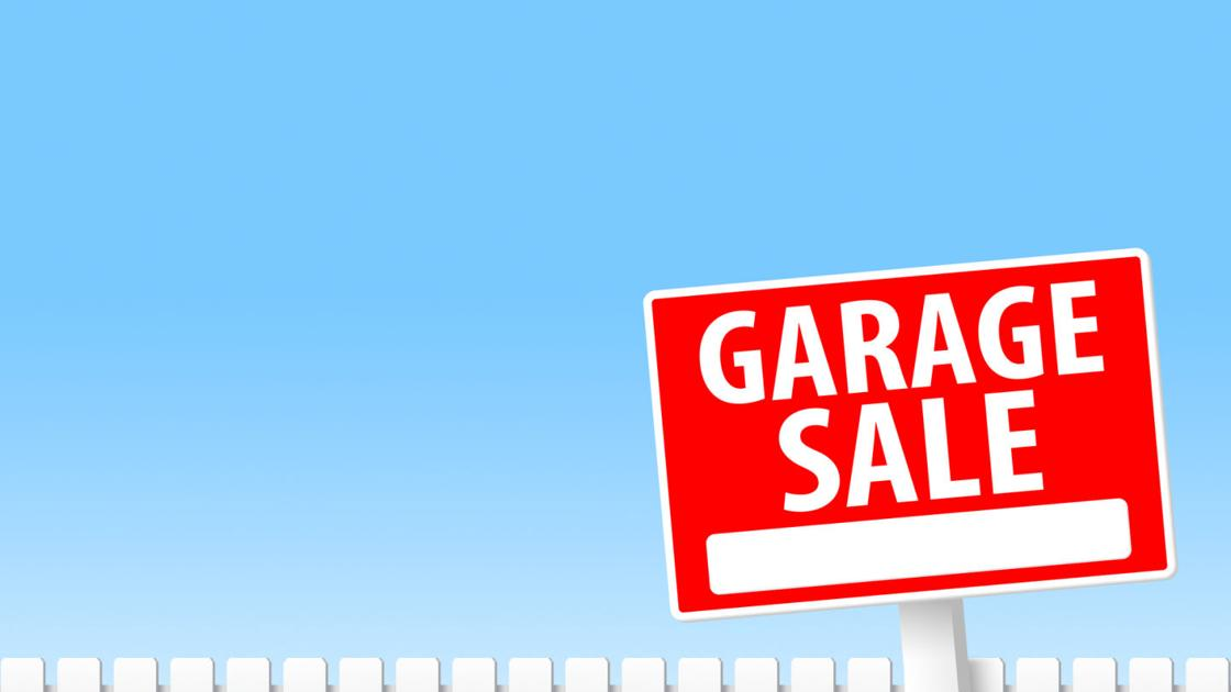The ultimate garage sale guide for this weekend | Local