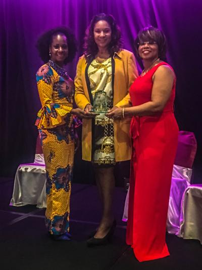 Dr. Ramona Tumblin-Rucker MOKAN Award