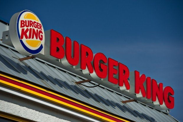 A Burger King Sign Photograph By Daniel Acker Of Bloomberg News