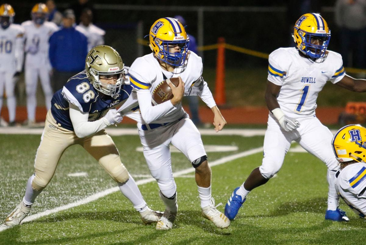 Francis Howell at Holt Football
