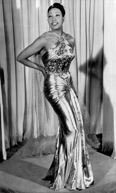 Look Back:  Josephine Baker returns to St. Louis, 1952