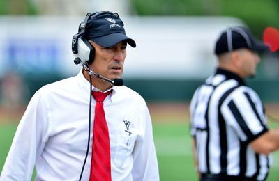Larry Kindbom, Washington U. football coach