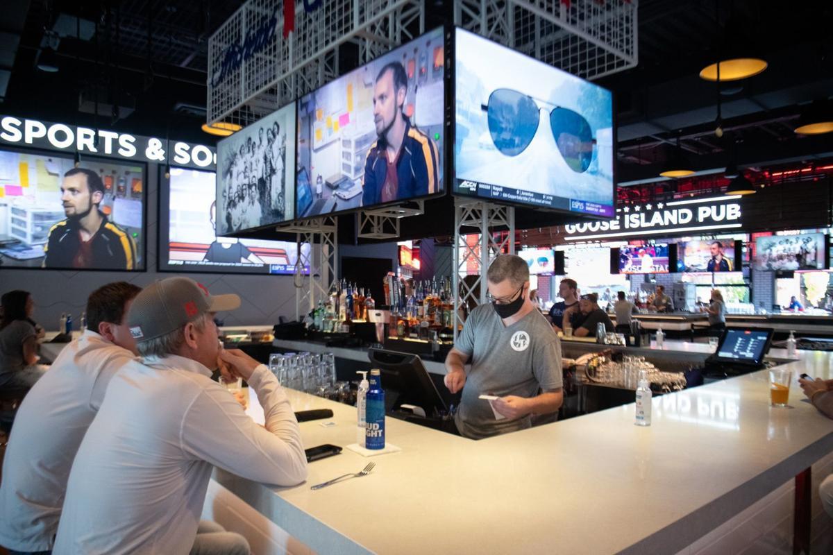 Sports & Social St. Louis opens at Ballpark Village