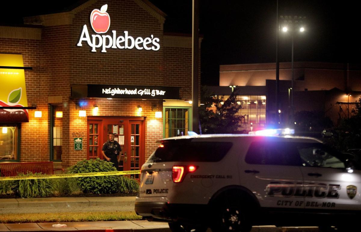Gunman opens fire inside St. John's Applebee's