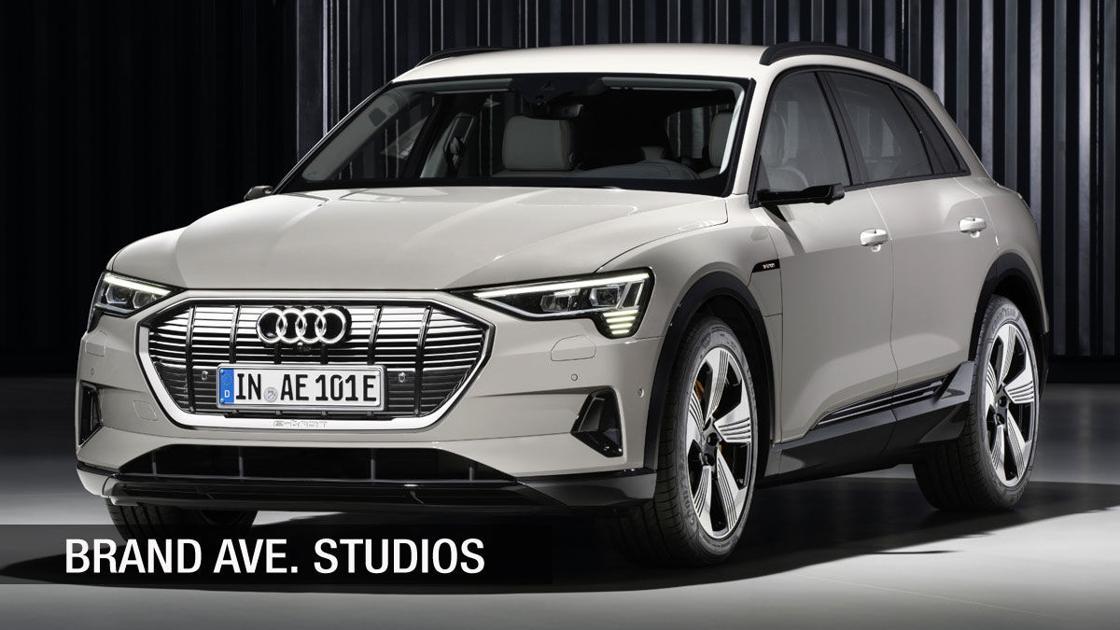Audi Etron Stylish Crossover SUV Puts German Auto Maker Into - Audi news
