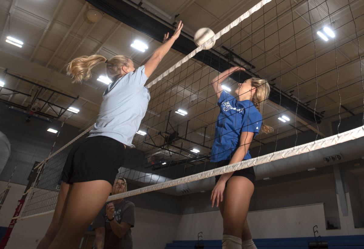Winkelmann legacy volleyball