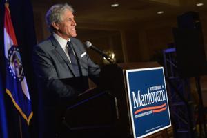 Mantovani tritt in Rennen für St. Louis County executive gegen zwei politische Veteranen