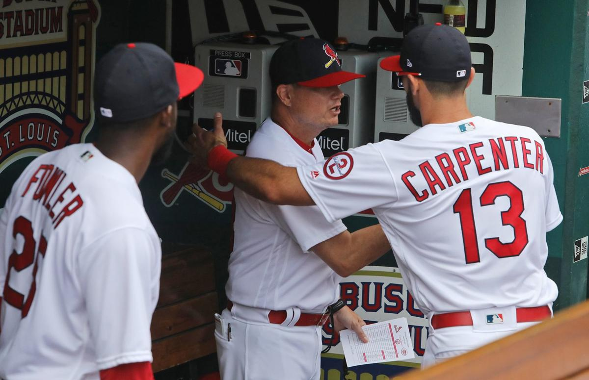 Cards interim coach Mike Shildt takes over
