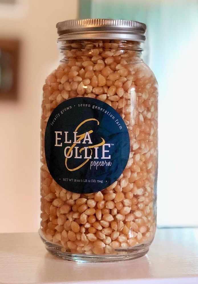Ella & Ollie Popcorn