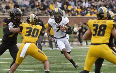 Missouri Spring Football