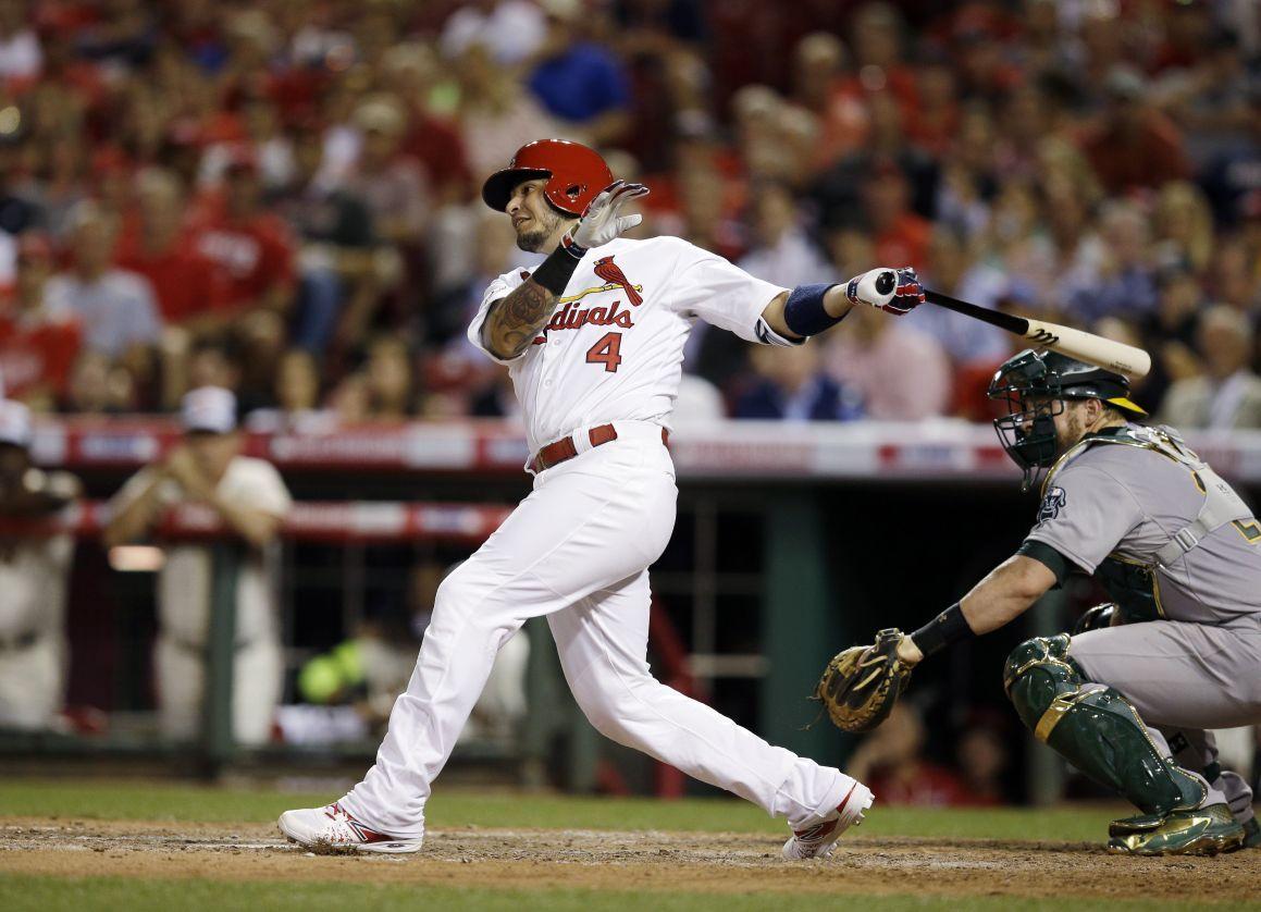 Yadier Molina celebrity Home Run Game - Baseball Fogueo PR