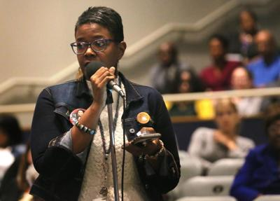 St. Louis Public Schools Board of Education hosts forum to discuss gun violence
