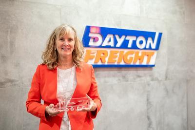 Dayton Freight Ryde Award
