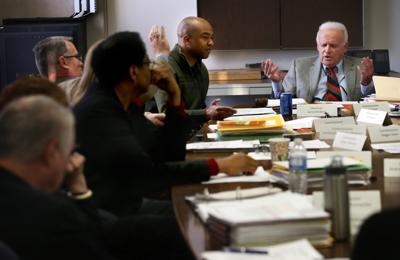 St. Louis County Charter Commission accomplishes little during meeting