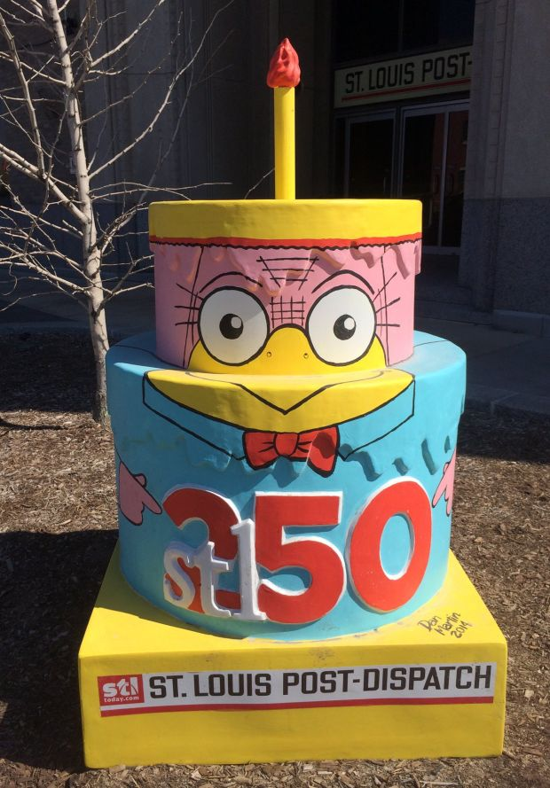 Frank Lloyd Wright Birthday Cake