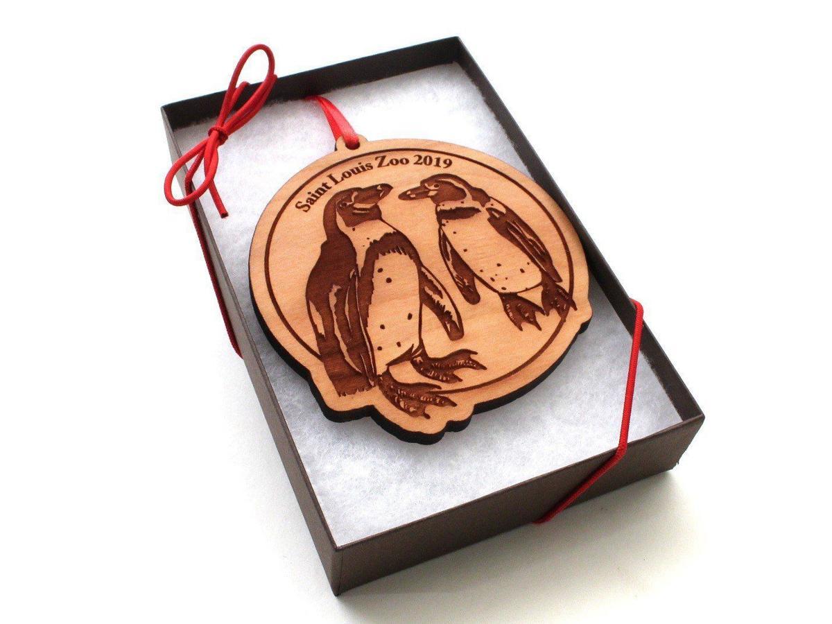 Zoo membership ornament