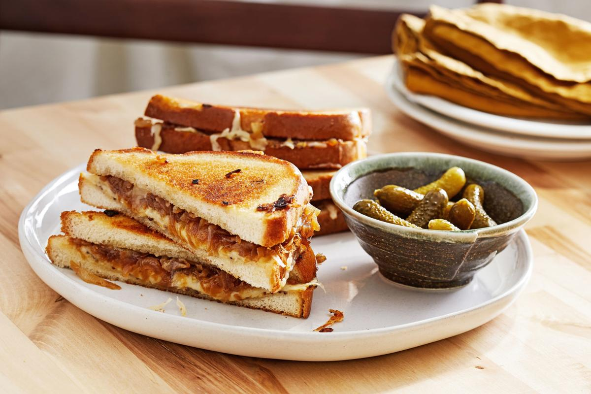 Here's how to turn your grilled cheese sandwich into an umami bomb