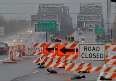 Blanchette Bridge lane closures going smoothly