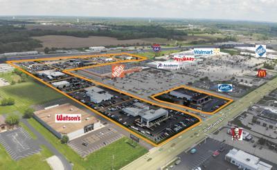 St. Clair Auto Mall graphic
