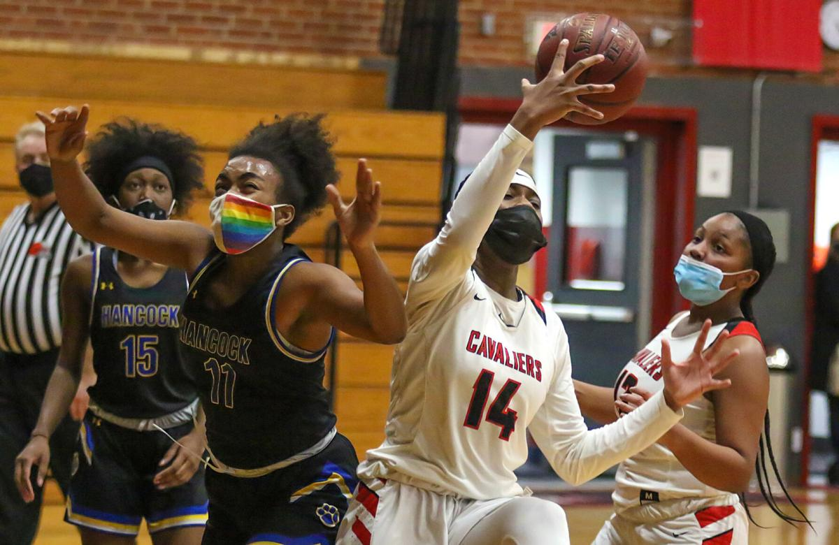 DuBourg vs. Hancock girls basketball
