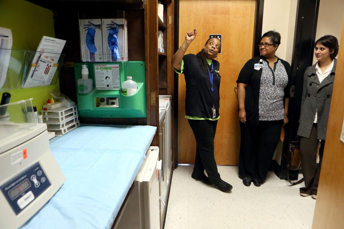 Jennings High School on-site health center celebrates one year
