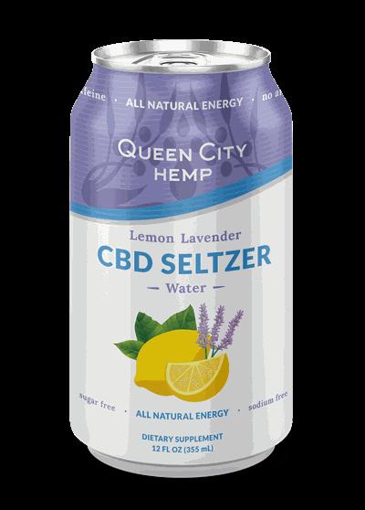 CBD Seltzer Water
