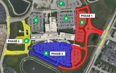 Parking Lot Resurfacing Plan_St.ElizabethsHospital