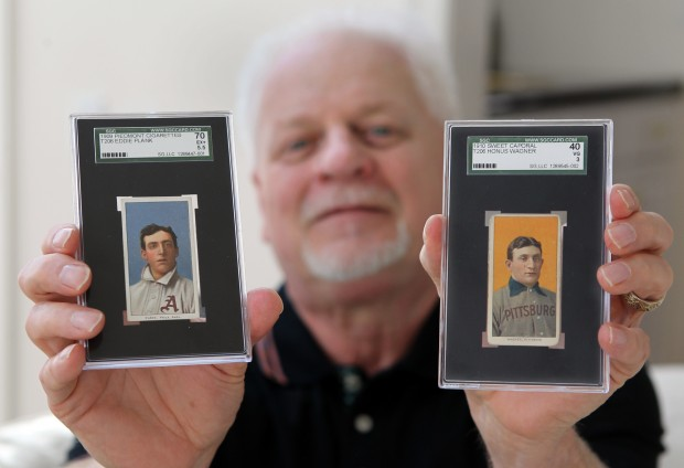 Rare Honus Wagner Baseball Card Is On Deck For Auction Here Joes