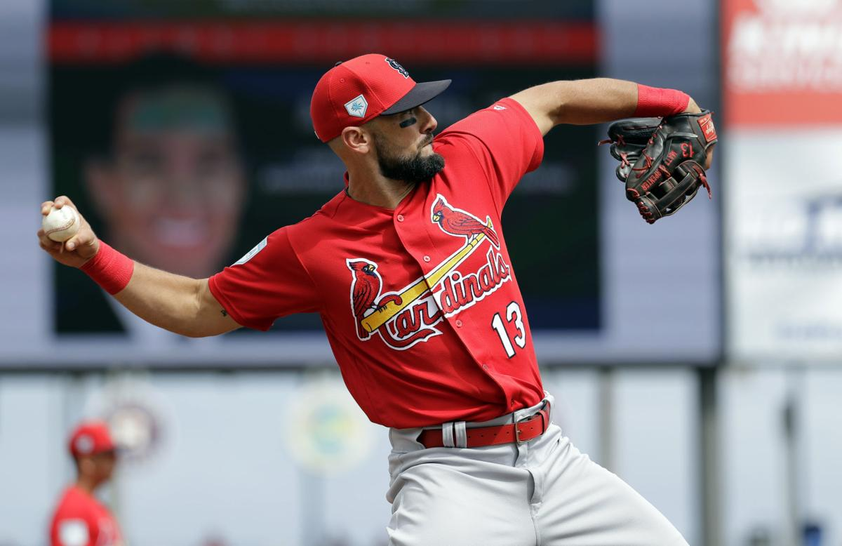 Carpenter strong-arms his opportunity to help stabilize Cardinals' infield