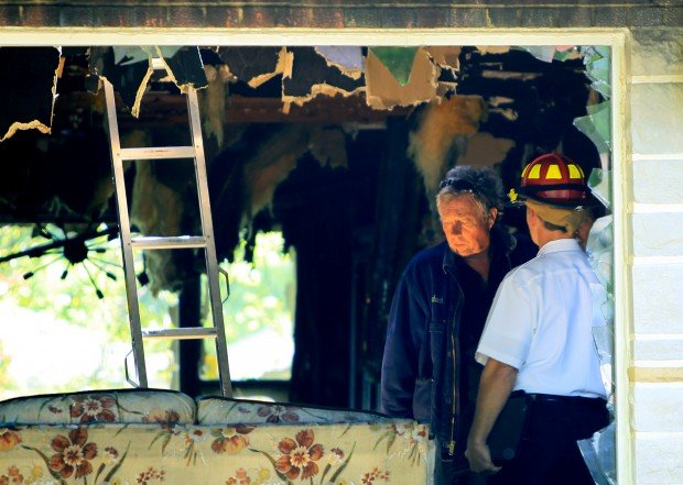 Fatal fire on Hilgard Place in St. Louis