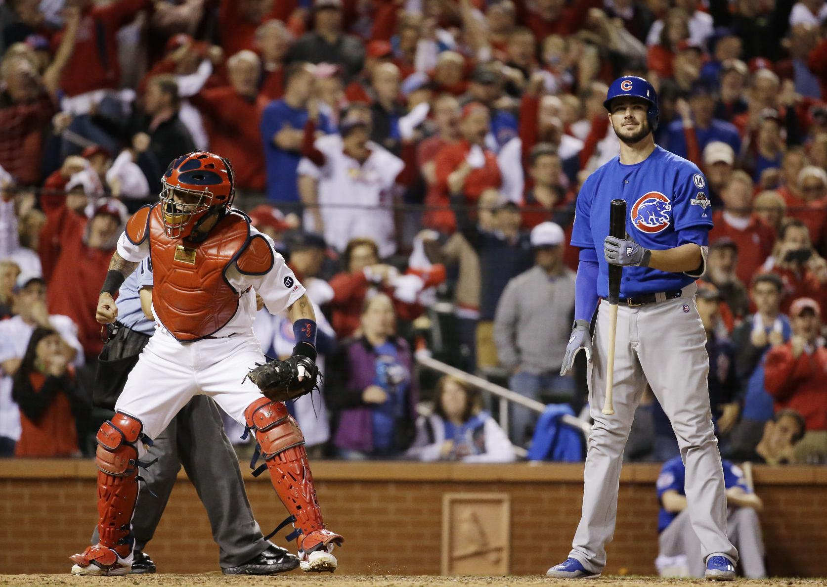 Hochman: Cards-Cubs rivalry gets a winter warm-up as Molina defends St. Louis' honor