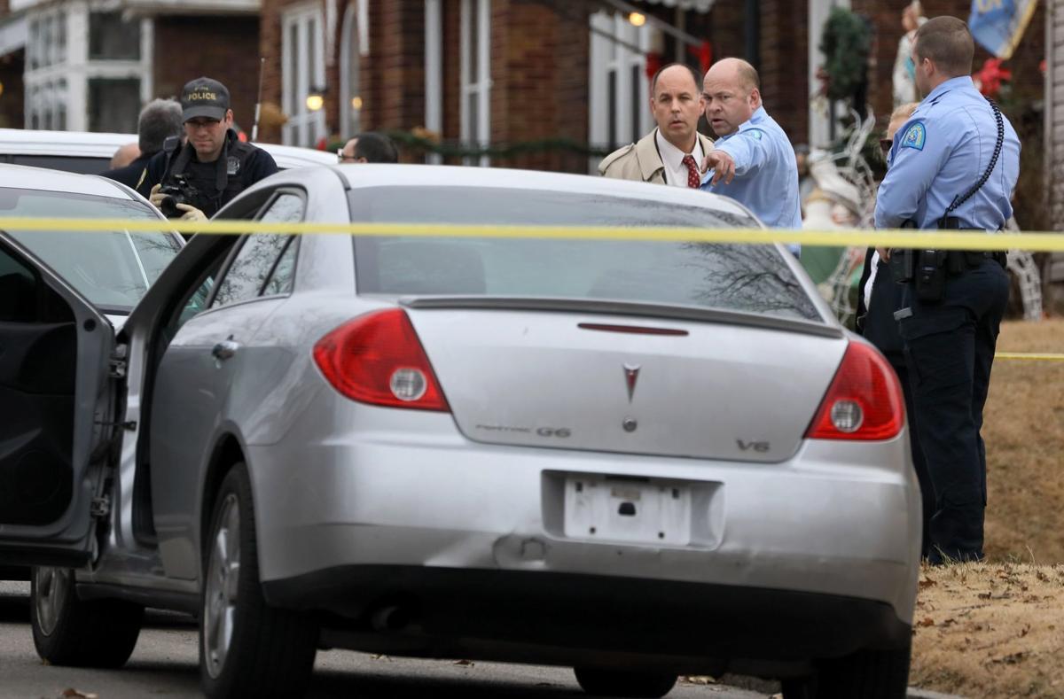 Fatal shooting at Dewey Avenue and Osceola Street