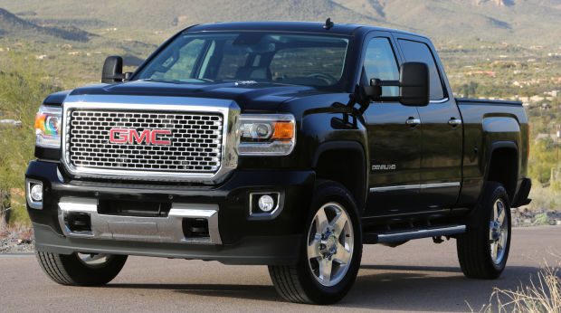 2015 gmc sierra denali new truck is fresh in more ways than one stltoday. Black Bedroom Furniture Sets. Home Design Ideas