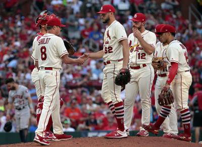 Cardinals host Astros at Busch